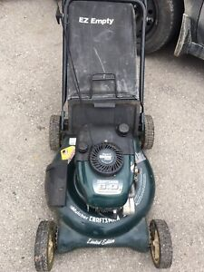 Craftsman lawnmower 6.0 hp