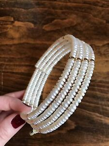 Vintage Authentic Pearl Choker