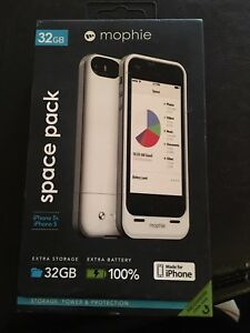 Mophie Space Pack!!!  iPhone 5/5S/SE
