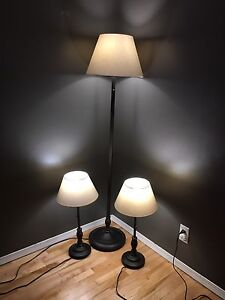 Ikea lamp set
