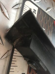 Used Ski-Doo ZX Chassis Bumper Cosmetic Damage
