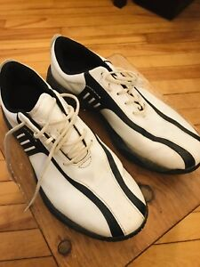 Used women's Adidas Golf shoes Size 8