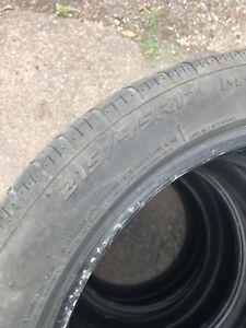 Cooper 215 45 17 tires