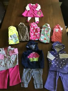 6M baby girl Fall lot - EUC