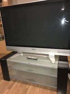 "Panasonic Viera 58"" TV with Authentic Stand"