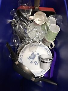 Dishes/frying pans/Mugs...