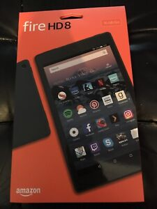 BRAND NEW AMAZON FIRE HD8 TABLET