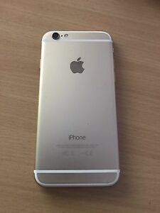 iPhone 6 Rose gold 16g Willunga Morphett Vale Area Preview