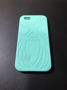 TNA Turquoise Silicone iPhone 6 Case