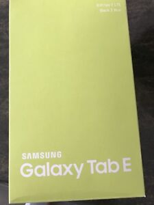Brand new  never used  SAMSUNG GALAXY TAB E