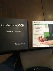 Guide fiscal CCH et tome 1 d'exercices