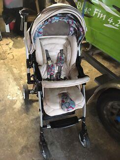 Capella baby stroller