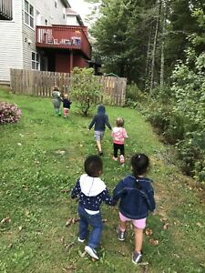 Childcare opening in Clayton Park Dayhome ( YWCA Registered)