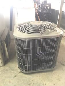 2013 Carrier Air Conditioner MINT