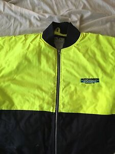 Xl hi vis bomber hacket North Beach Stirling Area Preview