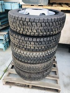 Brand New Continental HDR 225/70R19.5, ram 5500