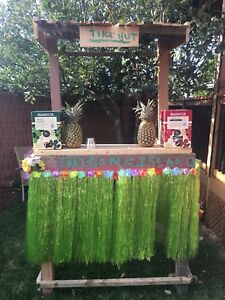 Tiki Bar for parties