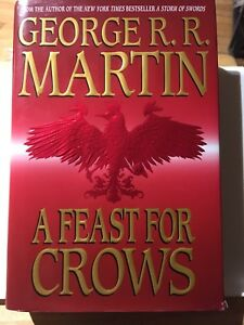 A feast for crows First US printing
