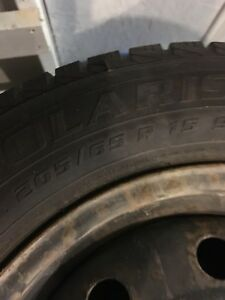 205 65 R 15 All Season Tires and Rims