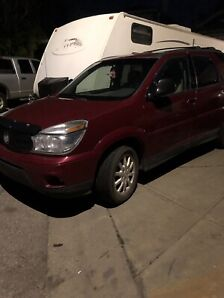 2007 Buick Rendezvous clean and runs excellent
