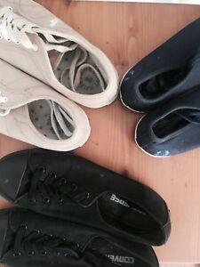 SHOES/ SNEAKERS POLO RAPLH LAUREN, FRED PERRY & CONVERSE