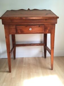 Beautiful Antique Drafting Table / Desk