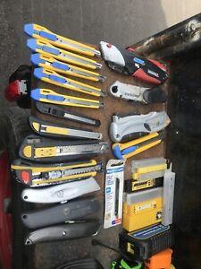 Blades knife