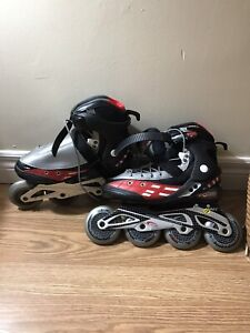 Roller Blades (like-new condition) - Size 7 MENS, 8.5 WOMENS