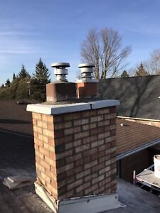 Masonry Work - Chimney Repairs, Brick, Block , & Stone Work
