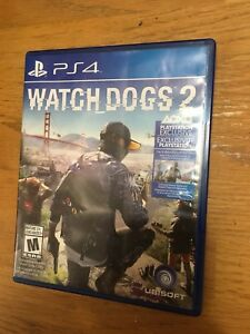 Watch dogs 2 for ps4