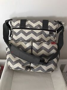 Chevron Skip Hop Diaper bag