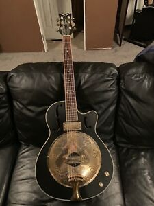 Dean Acoustic/Electric Resonator
