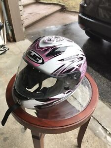 HJC Motorcycle Helmet - size Medium
