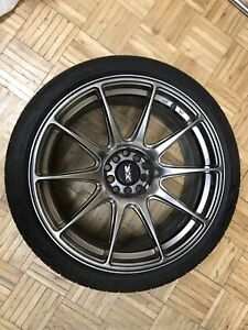 XXR 527 Michelin pilot super sport