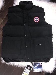 Brand new Canada Goose vest with tags!!