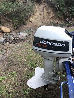 johnson 25hp outboard long leg runs miscellaneous goods gumtree rh gumtree com au