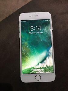 Unlocked iPhone 6 128gb white Hillside Melton Area Preview