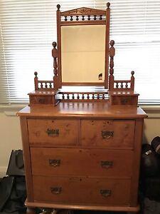 Antique dresser Rozelle Leichhardt Area Preview