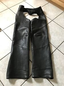 Women's Leathers Chaps