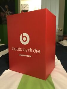 Studio Beats by Dr.bDre Monster headphones