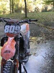 2011 ktm 250