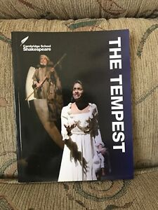 Cambridge School Shakespeare - 'The Tempest' by William Shakespeare Marayong Blacktown Area Preview