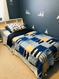 Single Bed (Complete)