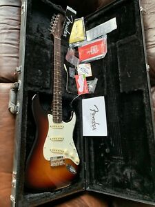 Rare- Fender American Std Strat Ltd 1Piece SOLID ROSEWOOD NECK