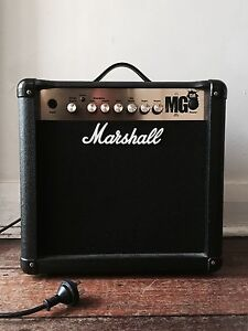 Awesome Marshall guitar amp - Brand new! Spot on top value! South Fremantle Fremantle Area Preview
