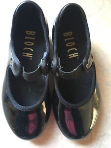 Bloch Tap Shoes (Size 8 Toddler)