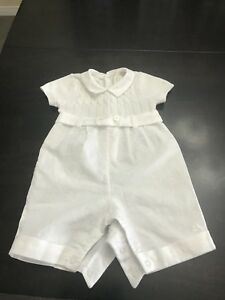 Baptism outfit /  christening outfit - Size 3 mths