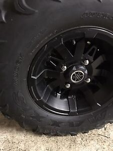 4 like new ATV tires (SOLD PPU)