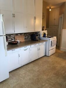 Two bedroom duplex - May 1st