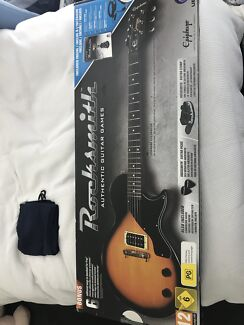 Rockstar Epiphone Guitar with PlayStation 3 Game